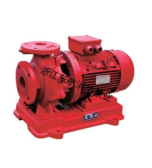 XBD-G-BY系列卧式消防专用泵组