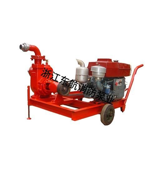 柴油机应急消防泵